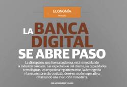 La banca digital se abre paso