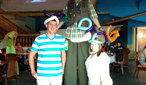 Fisherman Stilt Walker