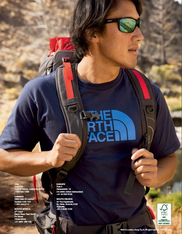 Catalog Design Oakley