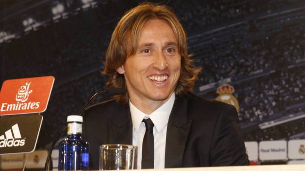 """Modric: """"I never doubted that I would triumph at Real Madrid"""""""