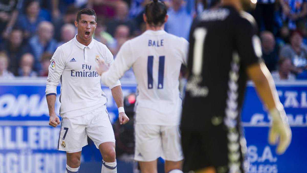 Follow Deportivo Alaves v Real Madrid, live and direct, online with AS English. Matchday 10 of LaLiga Santander, today Octover 29, 2016 at 16:15 CET from Mendizorroza.
