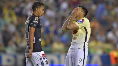 América no pudo contra diez de León y apenas sacó el empate - AS México