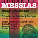 Konseraffisch Messias Madesjö kyrka