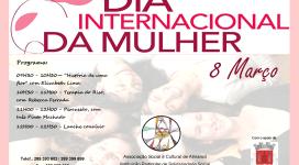 Dia Internacional da Mulher, 8 de Março