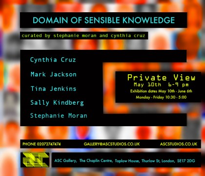 Domain of sensible knowledge
