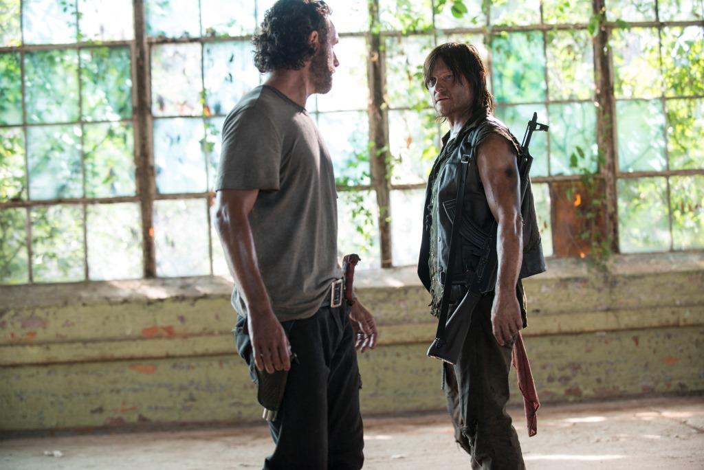 FOX 1 Estrena El Regreso de The Walking Dead en Simultáneo con EEUU