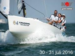 Grundig Sailing Cup 3 arrangeres som del av NOV Race Arendal