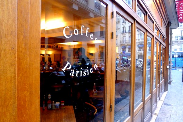Coffee Parisien