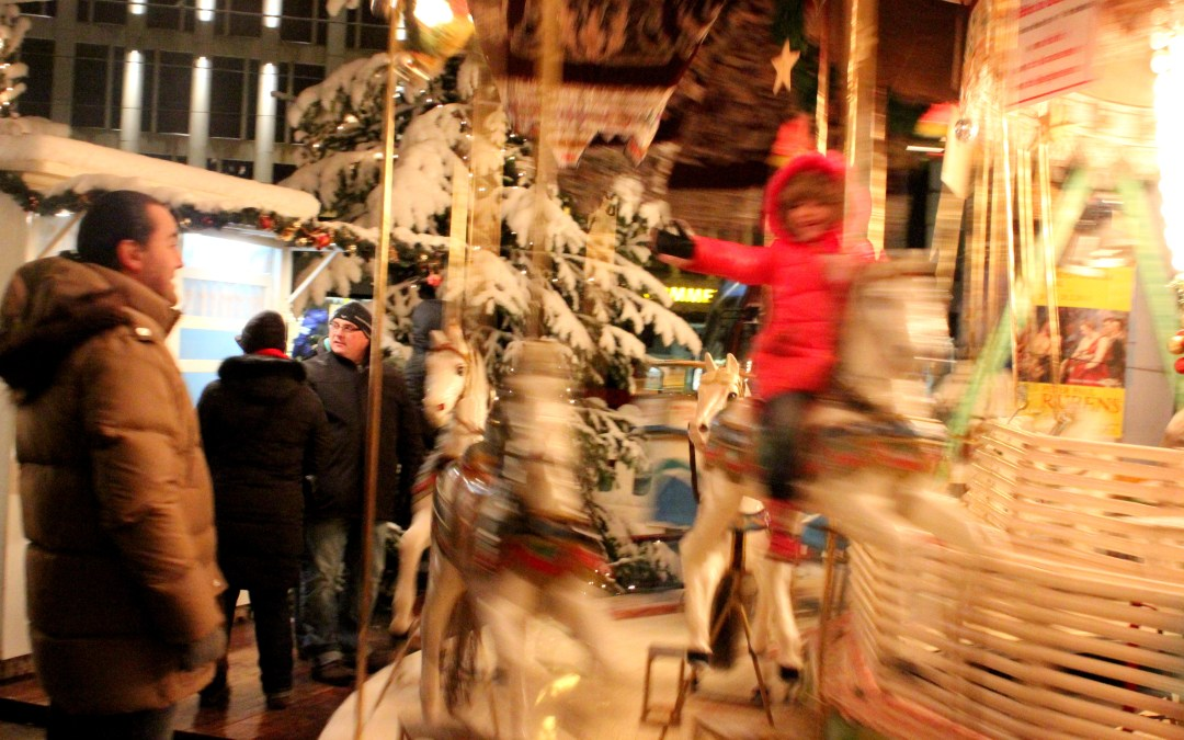 Eating, Drinking and Being Merry at Cologne's Happiest Christmas Market