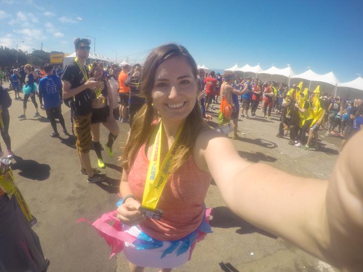 Running Bay to Breakers, San Francisco's Wackiest Race