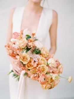 Artistic Rose G Wedding Color Minimalist Style Ashley Ludaescher Rose G Peach Minimalist Wedding Inspiration Rose G Wedding Band Mens Rose G Wedding Shoes