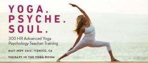 Yoga Psychology Training