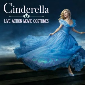 Cinderella Live Action Movie Costumes for Adults