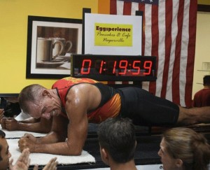 George Hood 300x243 INSPIRING Feats of HUMAN Endurance