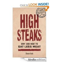 "High Steaks: Why and How to Eat Less Meat - ""live"" book review - part 01"