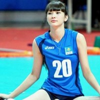 Kazakh volleyball player Sabina Altynbekova so attractive nobody watches the sport anymore