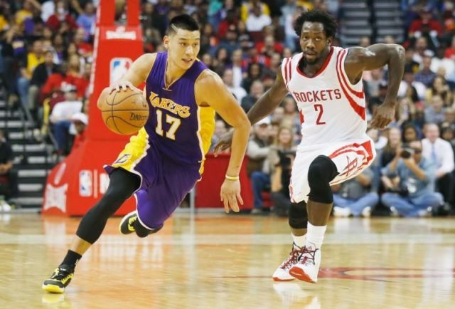 Jeremy Lin unnerved by Rockets being nice to him? Classy move stings - CultureMap Houston