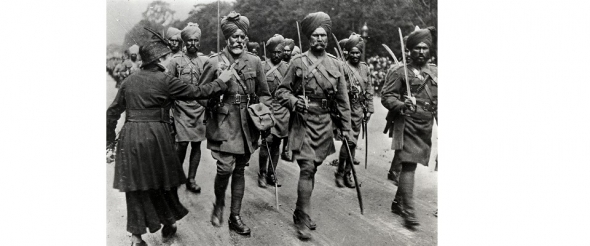 Empire, faith, war – remembering the Sikh and Indian sacrifice 1914-1918
