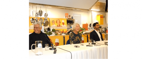 Helen Mirren loves Indian food but is no cook