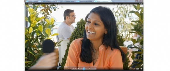 Nandita Das Cannes Film Festival 2015 (video)