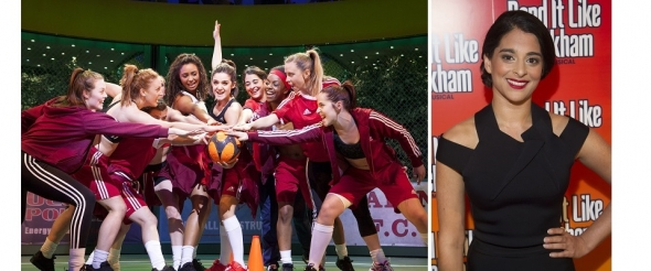NATALIE DEW – WINNING WITH JESS IN 'BEND IT LIKE BECKHAM'