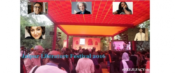 Jaipur Literature Festival (JLF2016): Global book stars head to Pink City