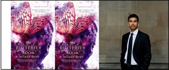 'The Butterfly Room' – Saurav Dutt, tragedy and terror in novel for change…