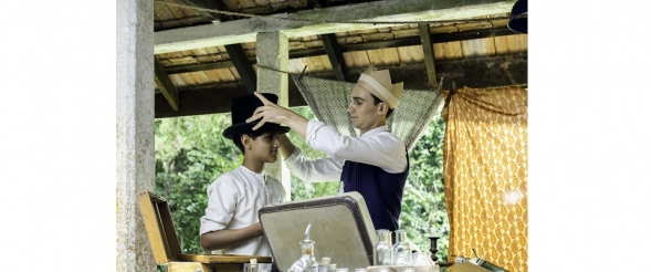 Indian Summers 2016 episode 5 review – Plate shattering and earth-shaking (not just Aafrin's glutes)
