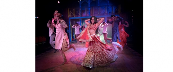 'Bring on the Bollywood' – A warming song and dance show