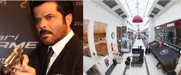 Meet Anil Kapoor at East Shopping Centre…