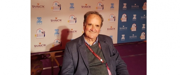 Mark Tully – new 'Heart of India' book on the way and thoughts on Modi's demonetisation and India 'intolerance'…