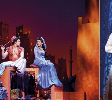 'Aladdin' Irvine Iqbal – a life in musical theatre