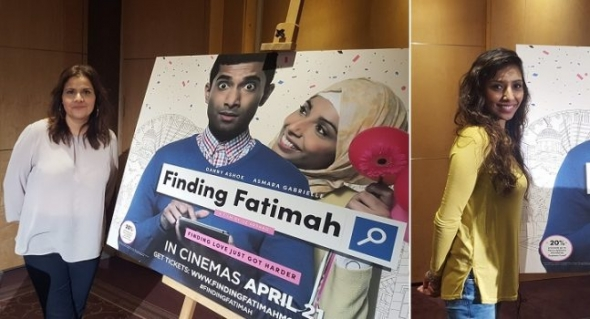 'Finding Fatimah' – Nina Wadia: Recognise talent, not colour as stereotype-busting film hits screens