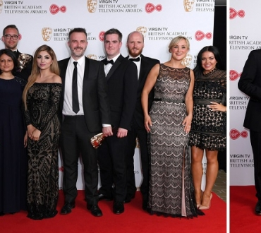BAFTA 2017 – awards for Adeel Akhtar, 'Muslims Like US and 'People Just Do Nothing' with Asim Chaudhry