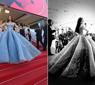 Cannes 2017: Aishwarya Rai Bachchan Queen of the Croisette here
