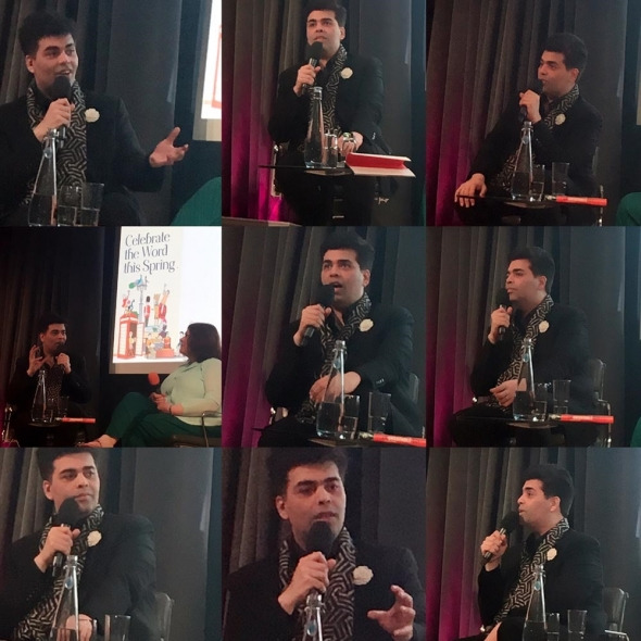 'An Unsuitable Boy' – Karan Johar opens up about life, art and surrogacy at JLF in London