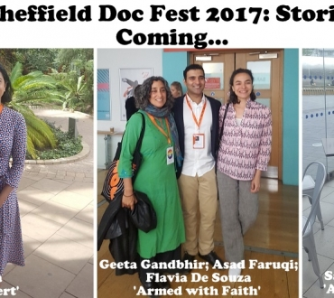 Sheffield Doc Fest 2017: More about these films…
