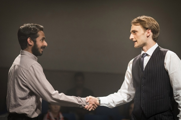 'The Reluctant Fundamentalist' (play) – who have you loved? Does it matter ? (Review)