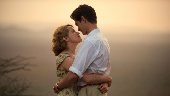 'Breathe' (LFF Opening Night review) How unconditional love should be and Nitin Sawhney adds to romance