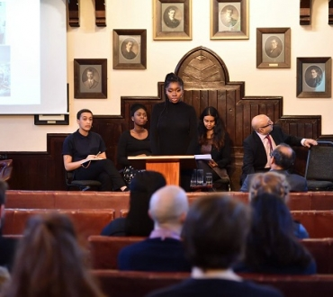 Diversity in the Arts debate – Cambridge Union panel including Sailesh Ram, acv editor, want those in power to help spearhead change…