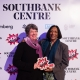 Shobana Jeyasingh presented with Women of the World creative industries Lifetime Achievement Award