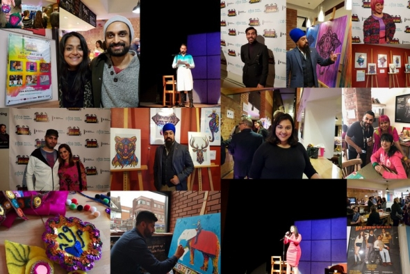 British Asian Festival (May 4-6) pictures and video interview links….