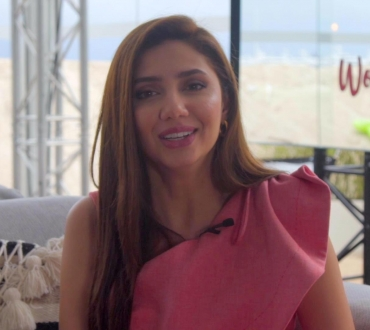 Mahira Khan – her first ever interview to camera in Cannes on her debut – #Cannes71 #Cannes2018