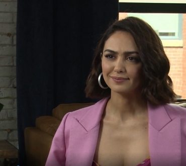 'Hotel Mumbai' – Nazanin Boniadi talks to acv about her 'life-changing role' in film about 26/11 attack on Taj (#tiff2018)