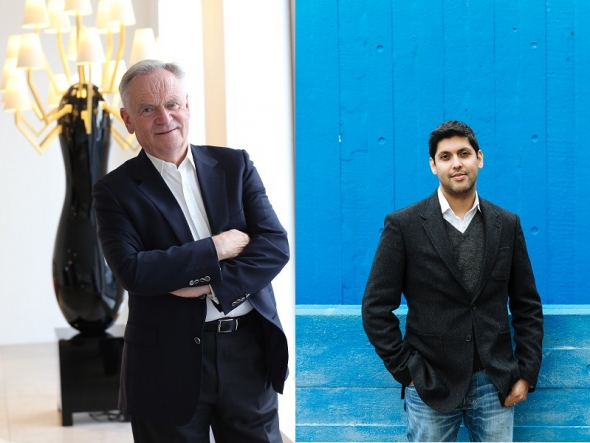Jeffrey Archer and Abir Mukherjee ready to thrill at Asia House Bagri Foundation Literature Festival talk
