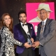 Singer Navin Kundra, dancer Arunima Kumar and former cricketer Sir Clive Lloyd feted at London awards ceremony by venerable India-based publishers