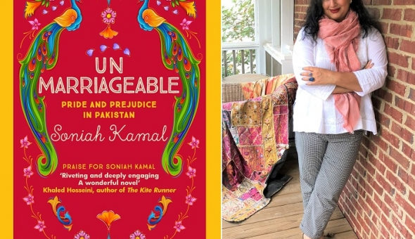 'Why I chose to set my Jane Austen-inspired novel in contemporary Pakistan'