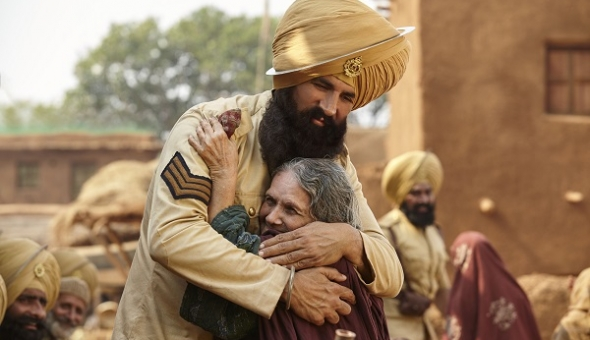 'Kesari' –  (review) Bollywood megastar Akshay Kumar's period blockbuster commemorates sacrifice of 21 Sikh troops from onslaught of 10,000