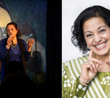 'Where are you from?' – The Scottish Asian comedian with the funny response – Lubna Kerr at Glasgow International Comedy Festival