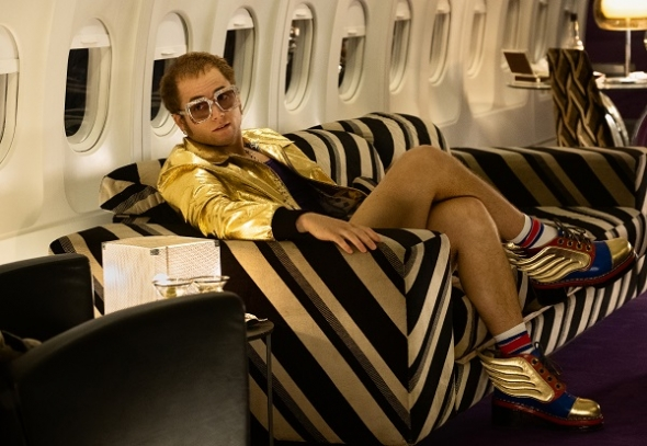 'Rocketman' is a triumph of a film for the man still standing and making great music!  (review, Cannes 2019)